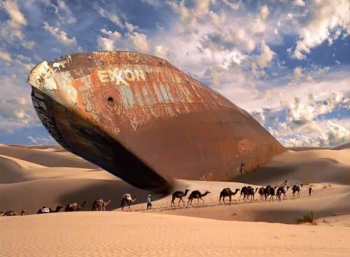 Exxon_desert_tanker-500x368