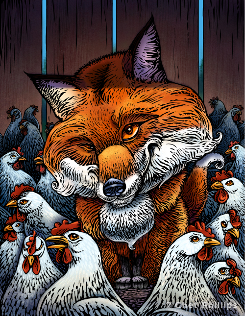 Fox-In-The-Henhouse