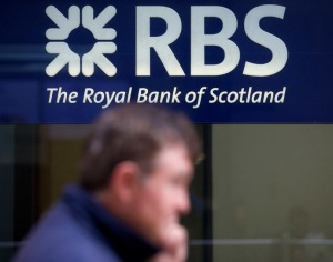 BRITAIN-BANKING-EARNINGS-BUSINESS-RBS