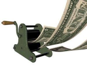 money-print