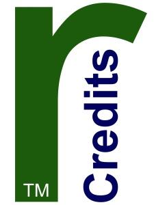 rCredits logo
