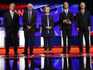 First-Democratic-debate-2015
